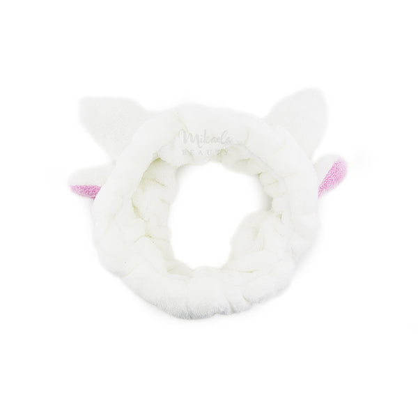 Cute Hair Band Sheep Horn White | Korean skincare | Canada & USA