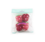 Etude House My Beauty Tool Strawberry Sponge Hair Curlers | Canada
