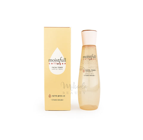 Etude House Moistfull Collagen Facial Toner | Korean Skincare Canada