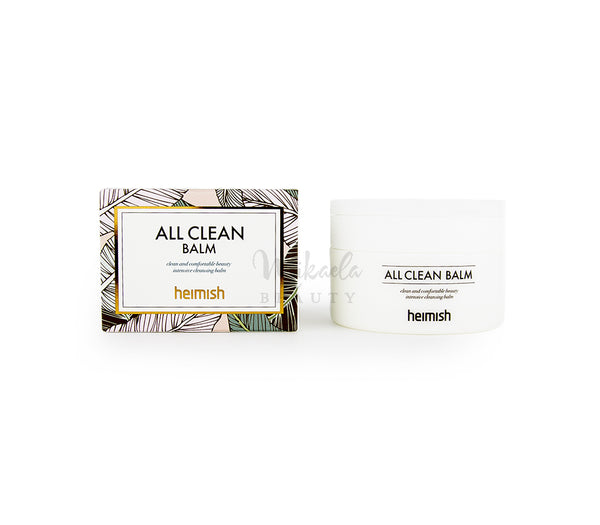 Heimish All Clean Balm | Korean Skincare | Canada & USA | Mikaela