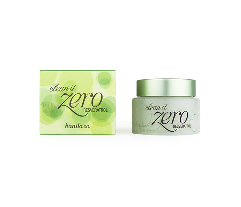 BANILA CO Clean it Zero Resveratrol | Korean Skincare  | Canada & USA