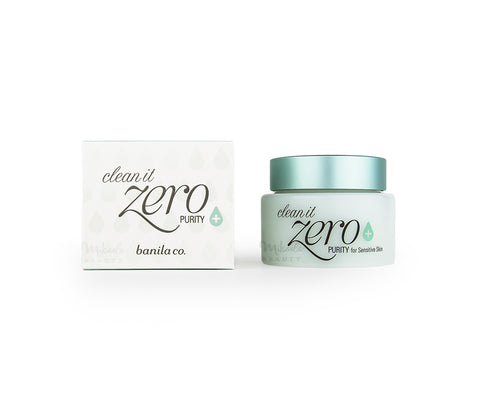 BANILA CO Clean it Zero Purity | Korean Skincare Cosmetics | Canada