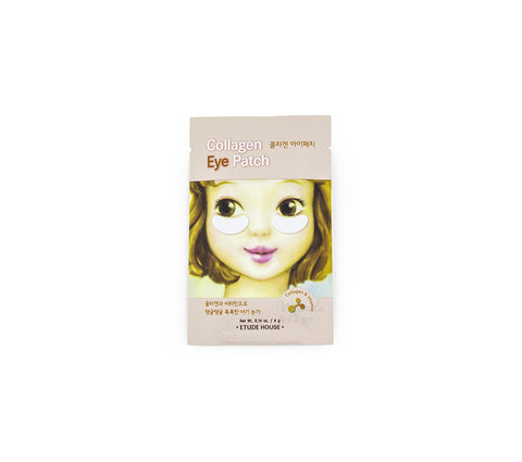 Etude House Collagen Eye Patch | Korean Skincare | Canada | Mikaela