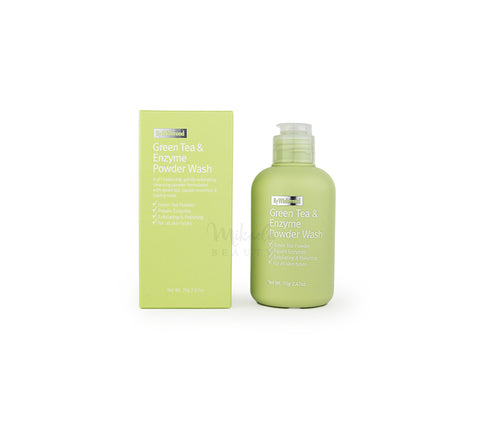 BY WISHTREND Green Tea Enzyme Powder Wash | Korean Skincare Canada