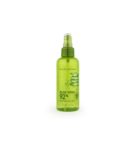 NATURE REPUBLIC Aloe Vera 92% Soothing Mist | Korean Skincare Canada