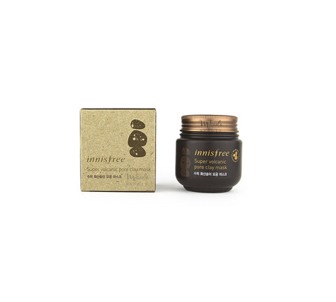 INNISFREE Super Volcanic Pore Clay Mask | Korean Skincare | Canada