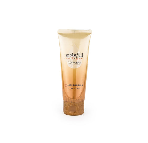 ETUDE HOUSE Moistfull Collagen Cleansing Foam | Korean Skincare Canada