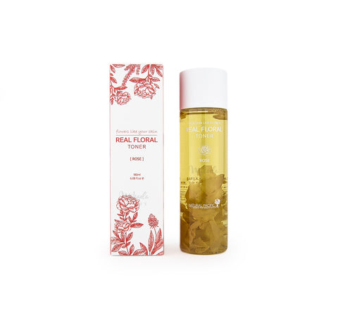 NATURAL PACIFIC Real Floral Toner Rose | Canada & USA | Mikaela Beauty