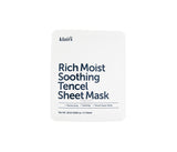 KLAIRS Rich Moist Soothing Tencel Mask | Korean Skincare Canada