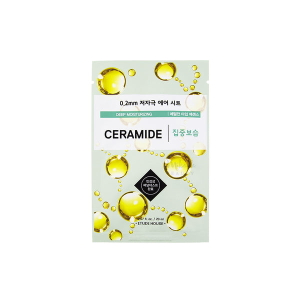 ETUDE HOUSE 0.2 Therapy Air Mask Ceramide | Korean Skincare Canada