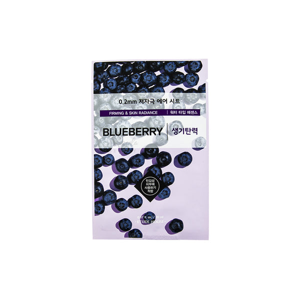 ETUDE HOUSE 0.2 Therapy Air Mask Blueberry | Korean Skincare Canada