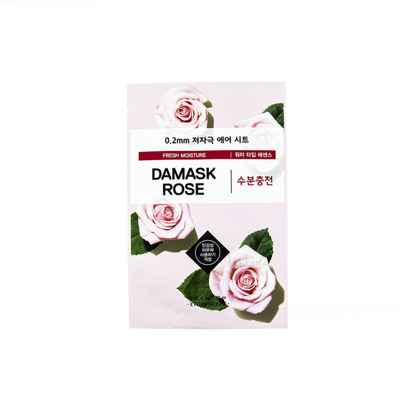 ETUDE HOUSE 0.2 Therapy Air Mask Damask Rose | Korean Skincare Canada