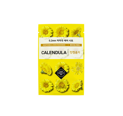 ETUDE HOUSE 0.2 Therapy Air Mask Calendula | Korean Skincare Canada