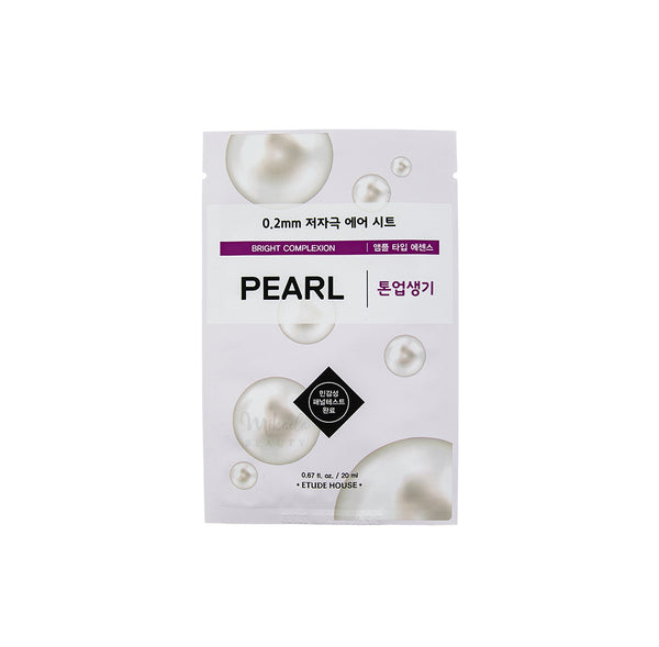 ETUDE HOUSE 0.2 Therapy Air Mask Pearl | Korean Skincare Canada