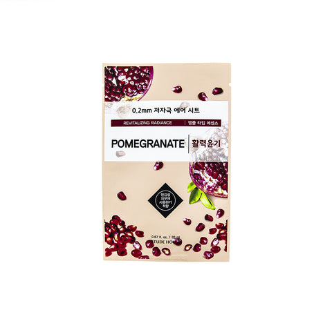 ETUDE HOUSE 0.2 Therapy Air Mask Pomegranate | Korean Skincare Canada