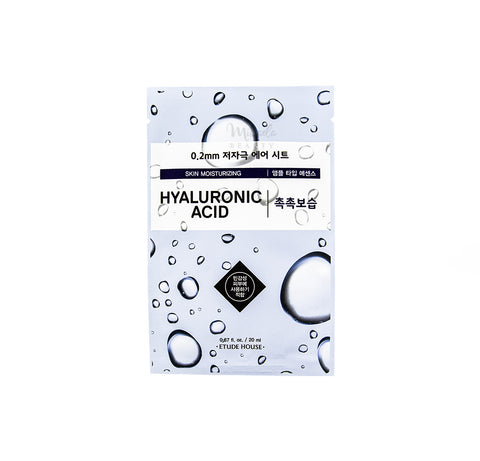 ETUDE HOUSE 0.2 Therapy Air Mask Hyaluronic Acid | Canada | Mikaela