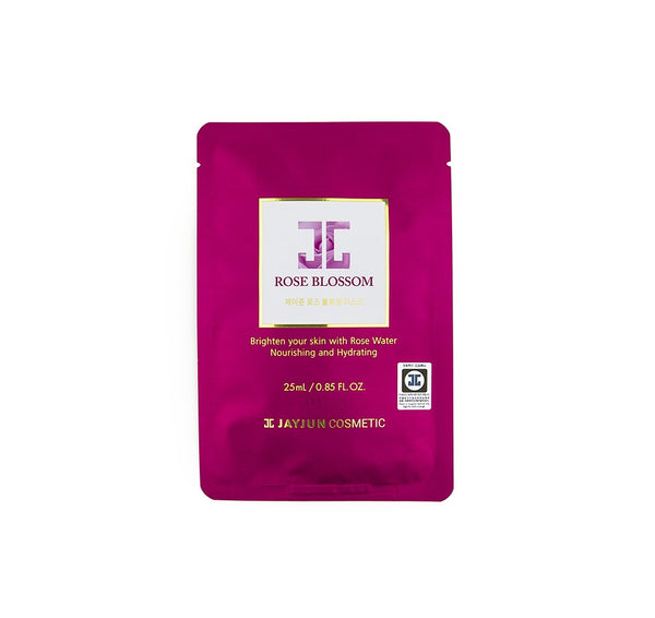 JAYJUN Rose Blossom Mask | Korean Skincare Canada | Mikaela Beauty