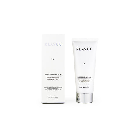 KLAVUU Revitalizing Facial Cleansing Foam | Korean Skincare Canada