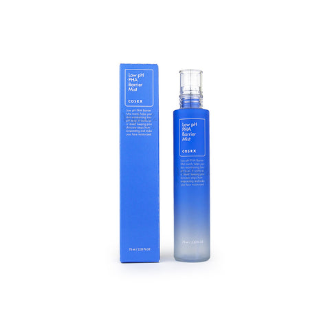 COSRX Low pH PHA Barrier Mist | Korean Skincare Canada | Mikaela