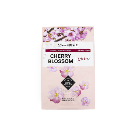 ETUDE HOUSE Therapy Air Mask Cherry Blossom | Korean Skincare Canada