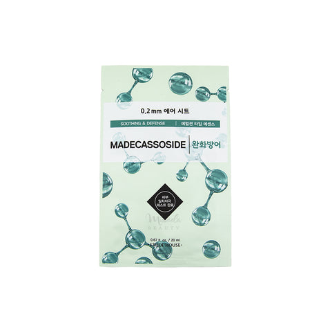 ETUDE HOUSE 0.2 Therapy Air Mask Madecassoside Korean Skincare Canada