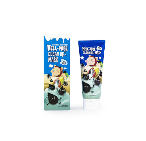 ELIZAVECCA Milky Piggy Hell Pore Clean Up Mask Korean Skincare Canada