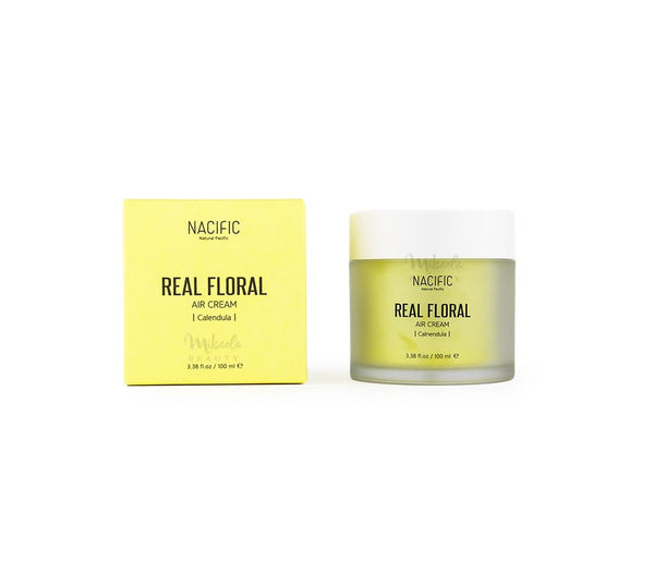 NACIFIC Real Floral Air Cream Calendula | Korean Skincare Canada