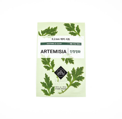 ETUDE HOUSE 0.2 Therapy Air Mask Artemisia | Korean Skincare Canada