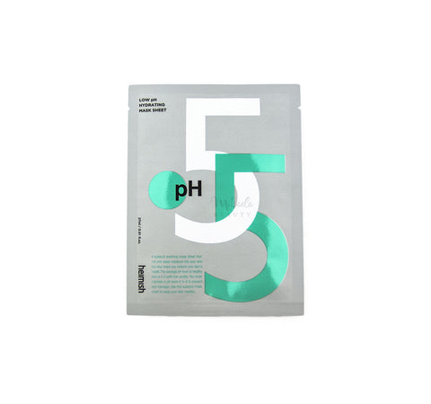HEIMISH Low pH Hydrating Mask Sheet | Korean Skincare Canada | Mikaela