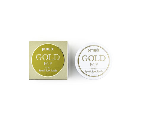 PETITFEE Gold EGF Eye & Spot Patch | Korean Skincare Canada | Mikaela