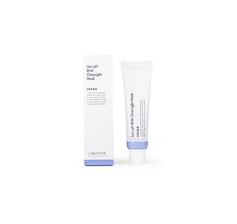 COSRX Low pH BHA Overnight Mask  | Korean Skincare Canada | Mikaela