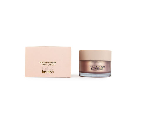 HEIMISH Bulgarian Rose Satin Cream | Korean Skincare Canada | Mikaela