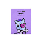 MEDIHEAL BT21 Face Point Mask Mang | Korean Skincare Canada | Mikaela
