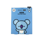 MEDIHEAL BT21 Face Point Mask KOYA | Korean Skincare Canada | Mikaela