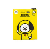 MEDIHEAL BT21 Face Point Mask CHIMMY | Korean Skincare Canada Mikaela