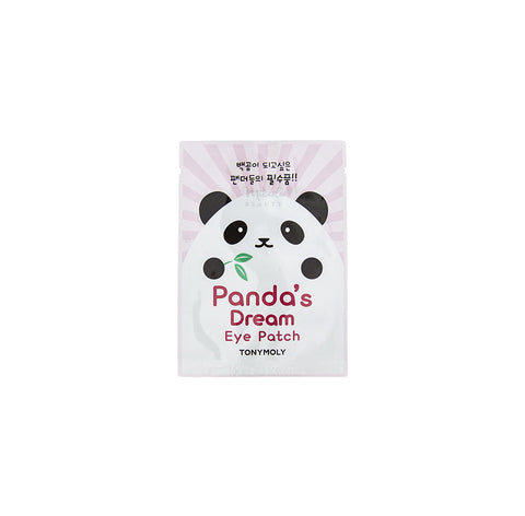 TONYMOLY Panda's Dream Eye Patch | Korean Skincare Canada | Mikaela