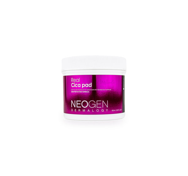 NEOGEN Real Cica Pad | Korean Skincare Canada | Mikaela Beauty