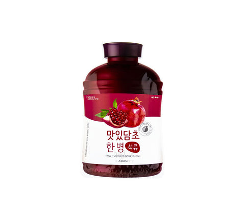 A'PIEU Fruit Vinegar Mask Pomegranate | Korean Skincare Canada & USA