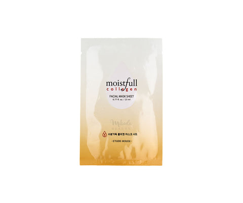 ETUDE HOUSE Moistfull Collagen Facial Mask | Canada Korean Skincare