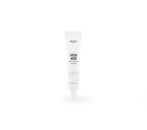 NACIFIC Fresh Herb Origin Eye Cream | Korean Skincare Canada | Mikaela