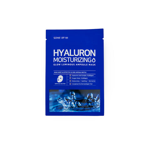 SOME BY MI Hyaluron Moisturizing Glow Luminous Ampoule Mask Canada