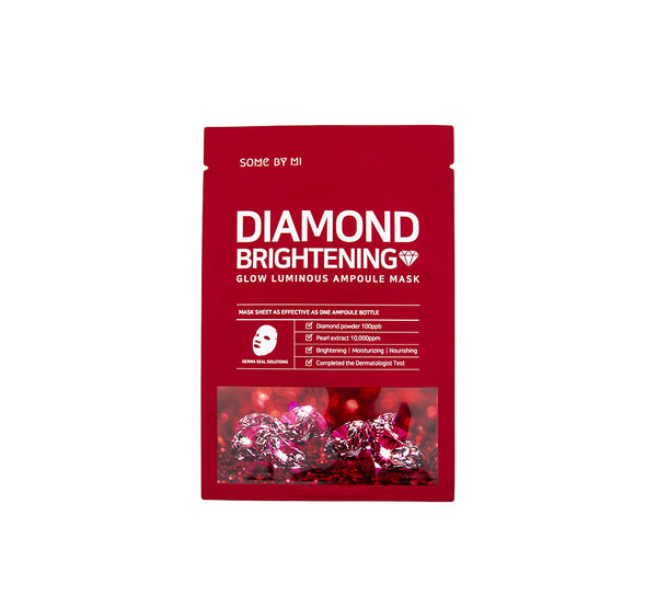 SOME BY MI Diamond Brightening Glow Luminous Ampoule Mask Canada