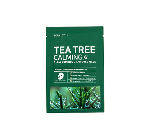 SOME BY MI Tea Tree Calming Glow Luminous Ampoule Mask Canada