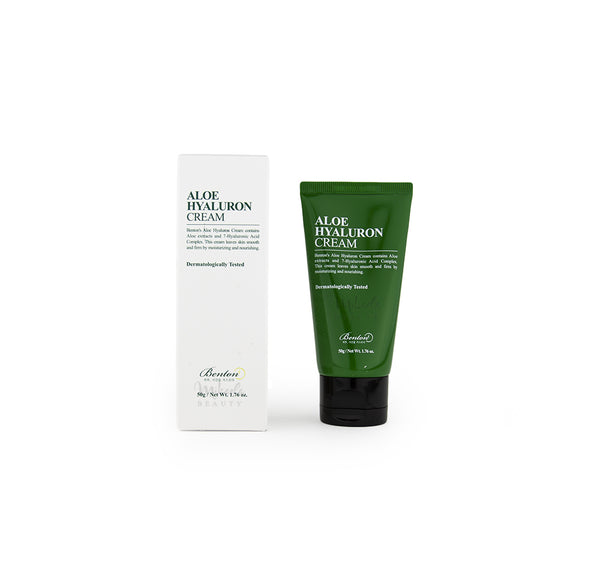 BENTON Aloe Hyaluron Cream | Korean Skincare Canada | Mikaela Beauty
