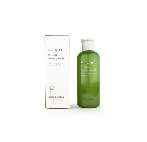 INNISFREE Green Tea Balancing Skin EX Canada | Korean Skincare