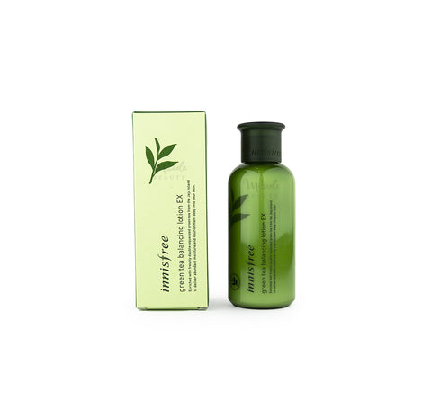 INNISFREE Green Tea Balancing Lotion EX Canada | Korean Skincare