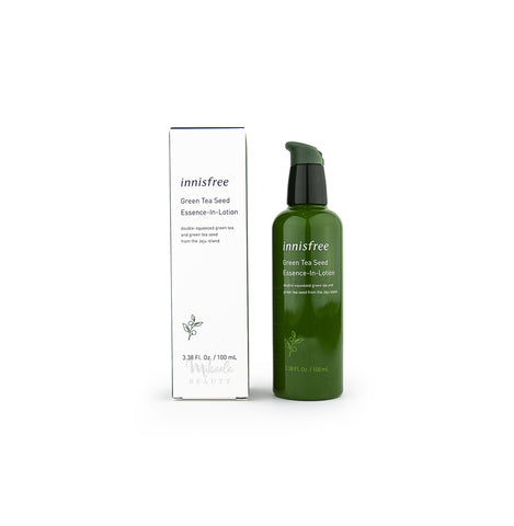 INNISFREE - Green Tea Seed Essence In Lotion