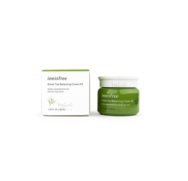 INNISFREE Green Tea Balancing Cream EX Canada | Korean Skincare