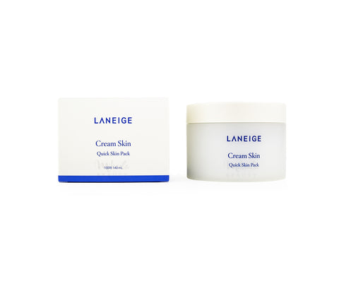 LANEIGE Cream Skin Quick Skin Pack | Korean Skincare | Mikaela Beauty