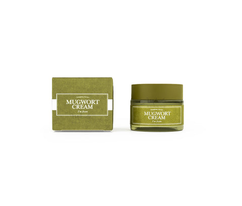 I'M FROM Mugwort Cream | Canada Korean Skincare | Mikaela Beauty